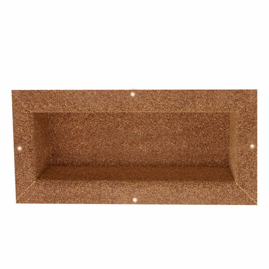BETTER BENCH RECESS SHELF 6X12 - Briddick Tile + Stone