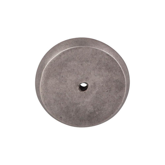 Top Knobs Aspen Round Backplate 1 3/4 Inch - Briddick Tile + Stone