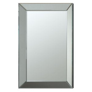Beveled Wall Mirror - 23.5W x 35.38H in. - Briddick Tile + Stone