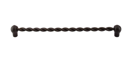Top Knobs Thames Twist Bar Pull 11 11/32 Inch - Briddick Tile + Stone