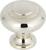 Top Knobs Kent Knob 1 1/4 Inch - Briddick Tile + Stone