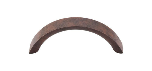 Top Knobs Crescent Pull 3 Inch - Briddick Tile + Stone
