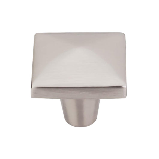Top Knobs Aspen II Square Knob 1 1/2 Inch - Briddick Tile + Stone