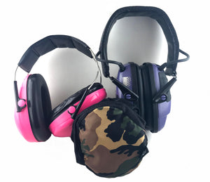 Brown Camo (Hearing Protection)