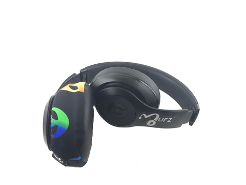 Alien Headphone Covers