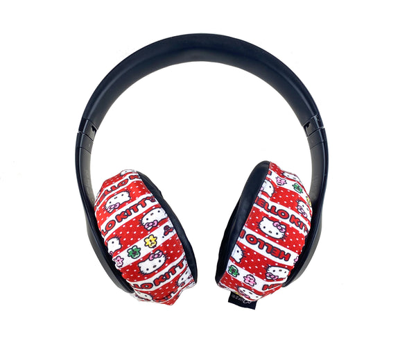Kitty Headphone Covers
