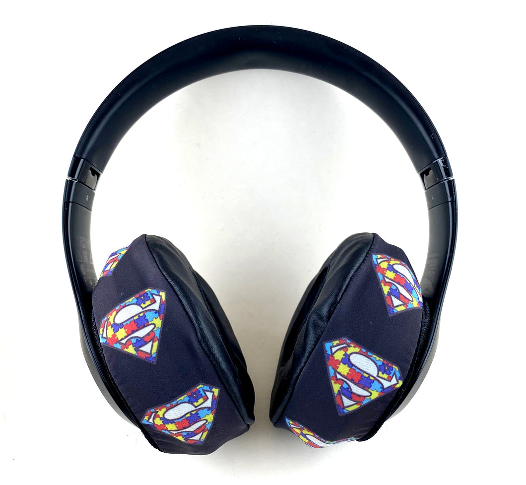 Super Human Headphone Covers