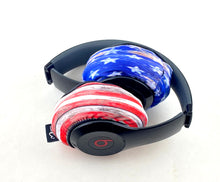 Load image into Gallery viewer, Stars & Stripes Headphone Covers