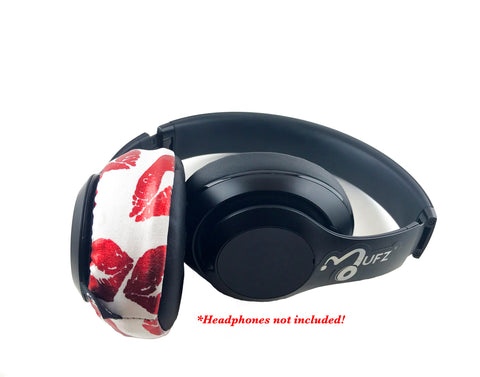 Headphone Covers (Kisses)