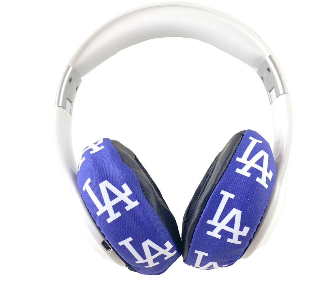 LA Logo Headphone Covers