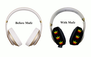 420 Marley Headphone Covers