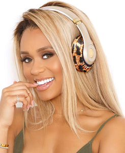 Headphone Covers (Leopard)