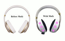 Load image into Gallery viewer, 420 Pink Headphone Covers