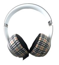 Load image into Gallery viewer, Burberry Headphone Covers