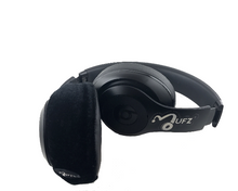 Load image into Gallery viewer, Velvet Noir Headphone Covers