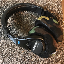 Load image into Gallery viewer, Combat (Camo) Headphone Covers
