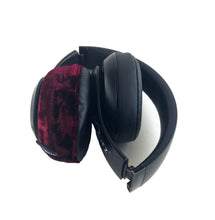 Load image into Gallery viewer, Velvet Crush Headphone Covers