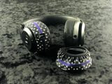 Thin Blue Line Headphone Covers