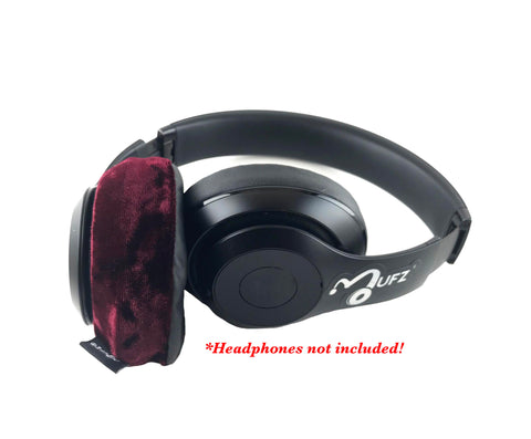 Velvet Crush Headphone Covers