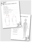Ultimate LBD, Sewing Planner + Printables Bundle
