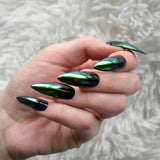 Envious Glue on Fake Nails