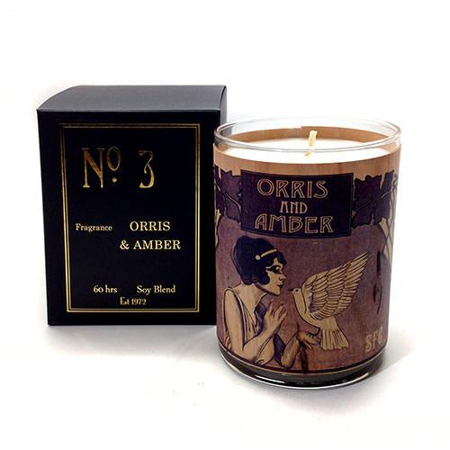 No 2 Fireside Candle