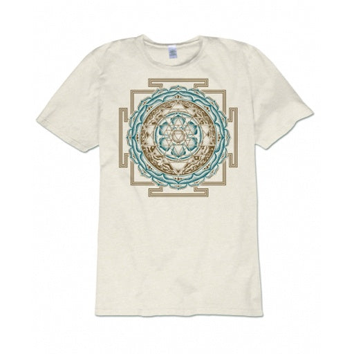 Sacred Geometry Recycled T-shirt