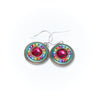 La Dolce Vita Round Earrings, Multicolor