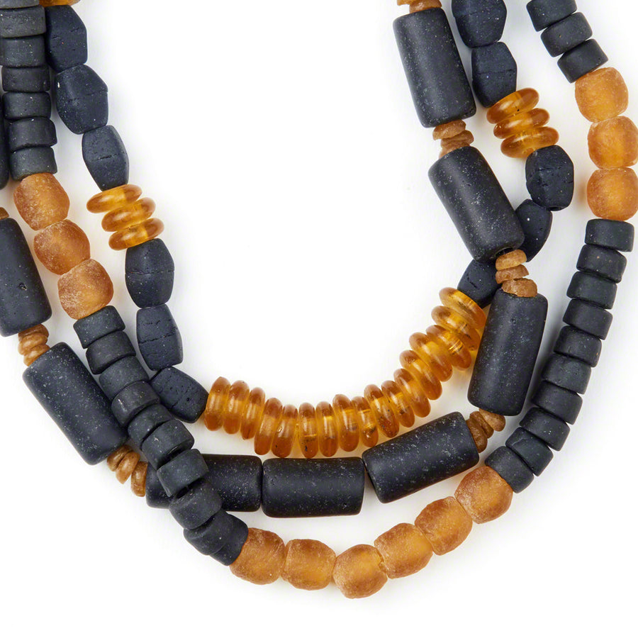 Amber Honey Necklace