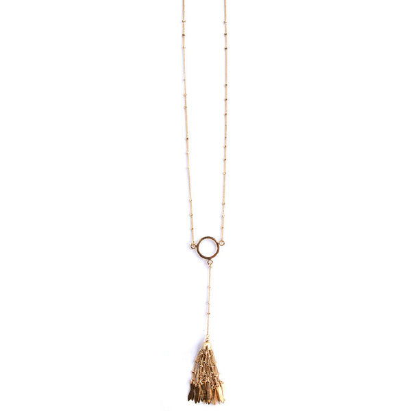 Ibiza Tassel Necklace