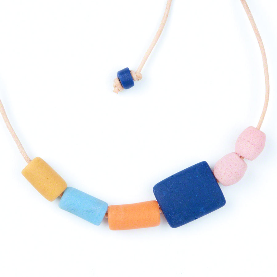 Rainbow Kalahari Necklace