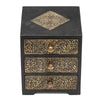 Golden Keepsake Box
