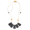 Mustard Niamey Necklace