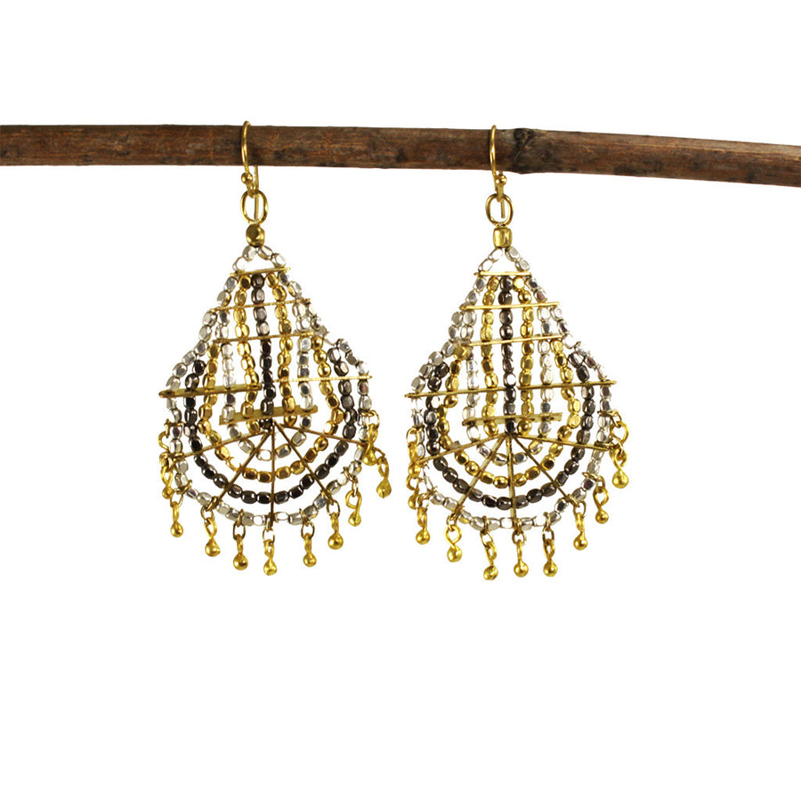 Ornamental Earrings
