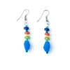 Rainbow Pebbles Earrings