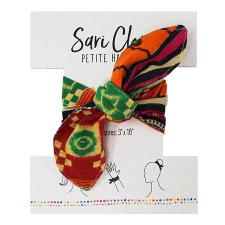 Sari Chic Mini Hair Tie
