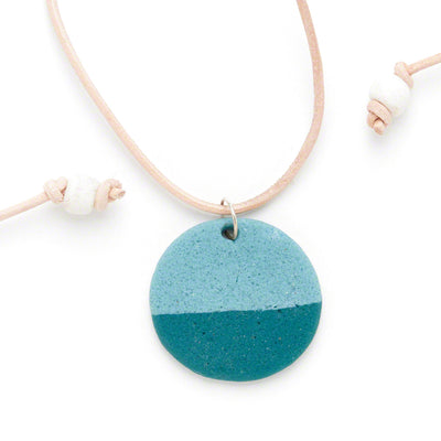 Teal Sahel Necklace