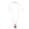 Wine Sahel Necklace