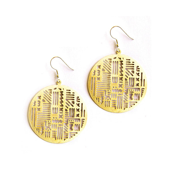 Timbuktu Earrings