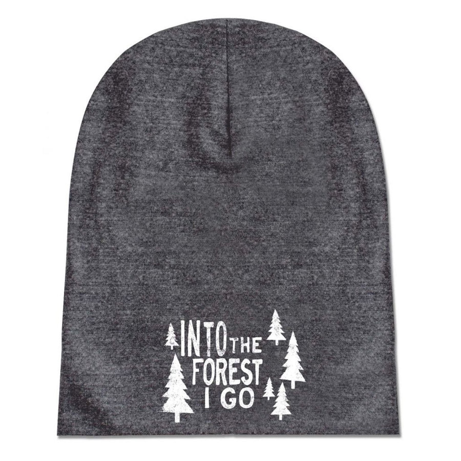 Into The Forest Eco Beanie