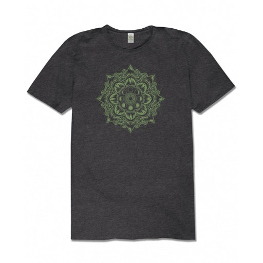 Mountain Mandala Recycled T-Shirt