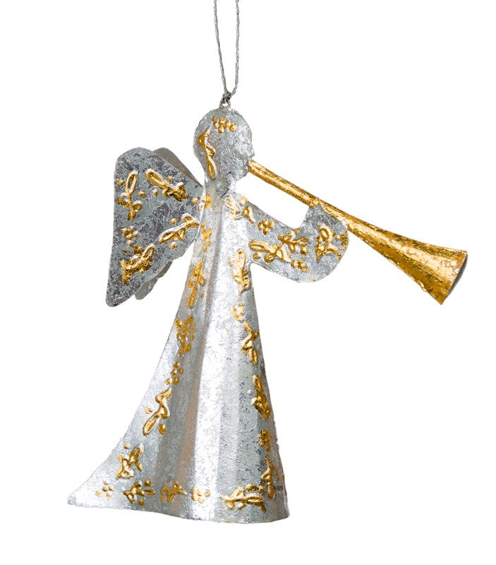 Baroque Angel Ornament