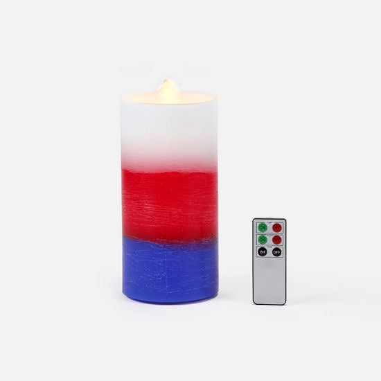Water Wick Candle- Americana