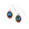 La Dolce Vita Oval Earrings, Multicolor