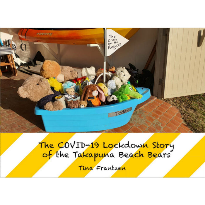Takapuna Beach Bears Book
