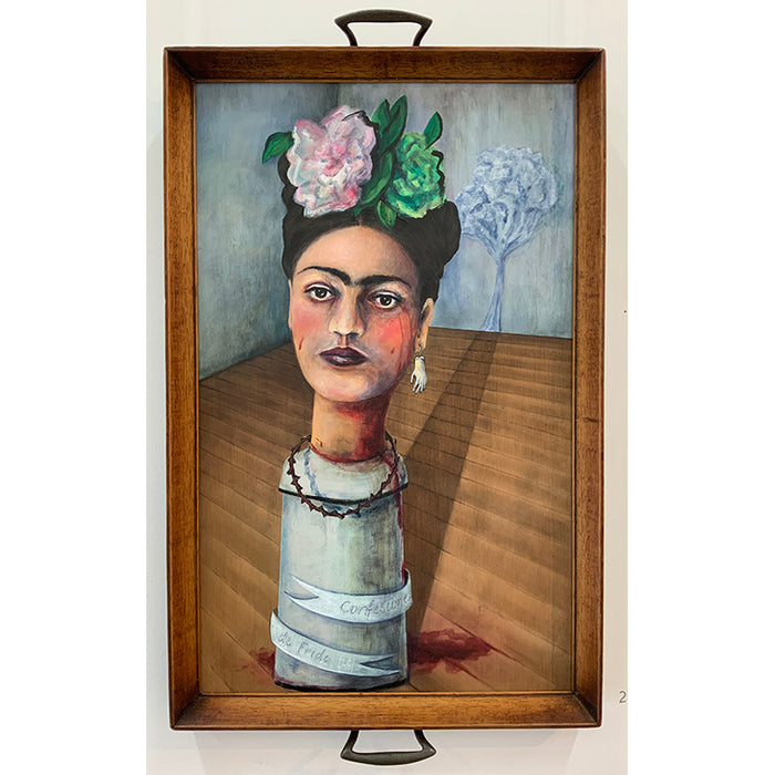 Confesiones de Frida F.K. Autorretrato from an unexpected archive – date unknown
