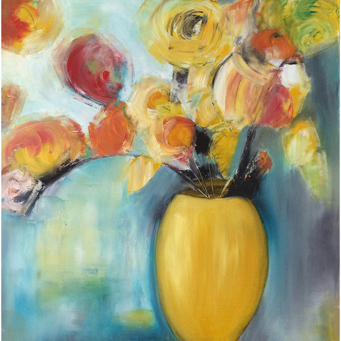 The Yellow Vase