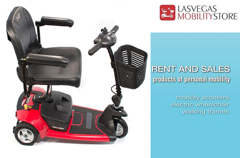 Las Vegas Mobility Store - Wheelchairs - Mobility Scooter Rental
