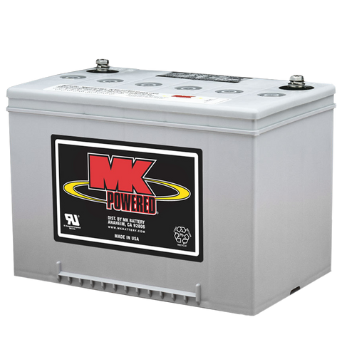 MK Battery 12V 60 AH Sealed Gel (Pair)