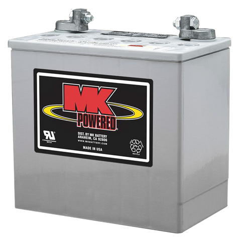 MK Battery 12V 50 AH Sealed Gel (Pair)